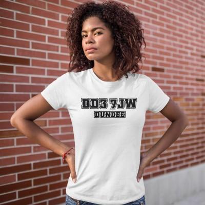 Dundee United Postcode