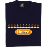 Dundee United Table Football T-Shirt