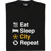 Eat Sleep Hull Repeat T-Shirt
