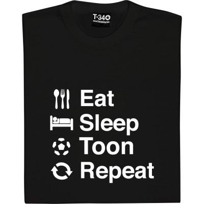 Eat Sleep Toon Repeat