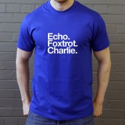 Everton Football Club: Echo Foxtrot Charlie T-Shirt