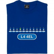 Everton Table Football T-Shirt