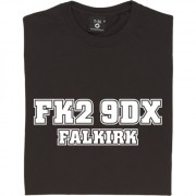 Falkirk Postcode T-Shirt