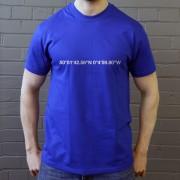 Brighton & Hove Albion: Falmer Stadium Coordinates T-Shirt