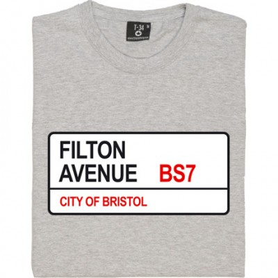 Bristol Rovers: Filton Avenue BS7 Road Sign