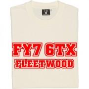 Fleetwood Town Postcode T-Shirt
