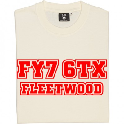 Fleetwood Town Postcode