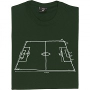 Life's A Pitch (Football) T-Shirt