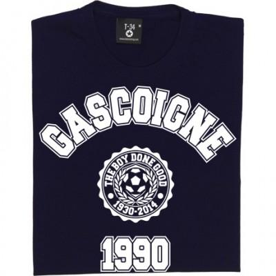 Gascoigne 1990