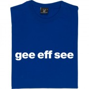 "Gillingham ""Gee Eff See"" T-Shirt"