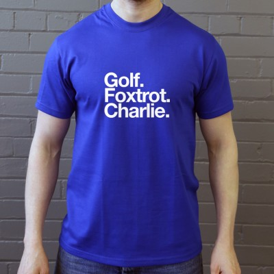 Gillingham Football Club: Golf Foxtrot Charlie