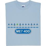 Gillingham Table Football T-Shirt