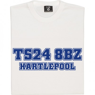 Hartlepool United Postcode