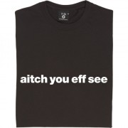"Hereford United ""Aitch You Eff See"" T-Shirt"
