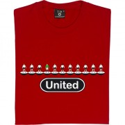 Hereford United Table Football T-Shirt