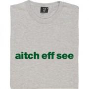 "Hibernian ""Aitch Eff See"" T-Shirt"