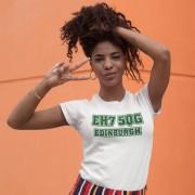 Hibernian Postcode T-Shirt