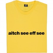 "Hull City ""Aitch See Eff See"" T-Shirt"