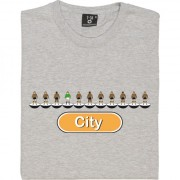 Hull City Table Football T-Shirt