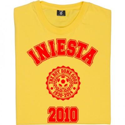 Iniesta 2010
