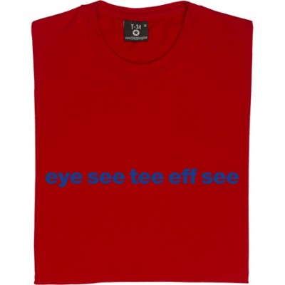 "Inverness Caledonian Thistle ""Eye See Tee Eff See"""