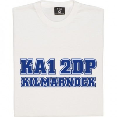 Kilmarnock Postcode