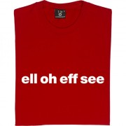 "Leyton Orient ""Ell Oh Eff See"" T-Shirt"
