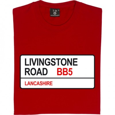 Accrington Stanley: Livingstone Road BB5 Road Sign