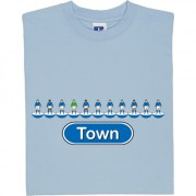 Macclesfield Town Table Football T-Shirt
