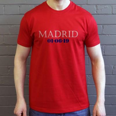 Madrid 01/06/19