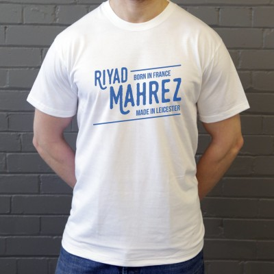 Riyad Mahrez: Made In Leicester