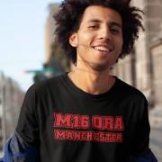 Manchester United Postcode T-Shirt