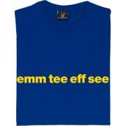 "Mansfield Town ""Emm Tee Eff See"" T-Shirt"
