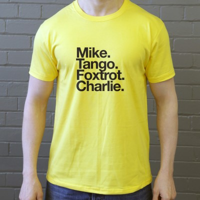 Mansfield Town FC: Mike Tango Foxtrot Charlie