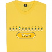 Mansfield Town Table Football T-Shirt