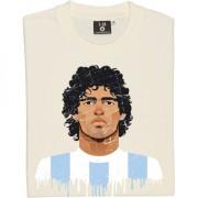 Diego Maradona Portrait T-Shirt