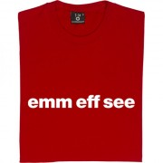 "Middlesbrough ""Emm Eff See"" T-Shirt"