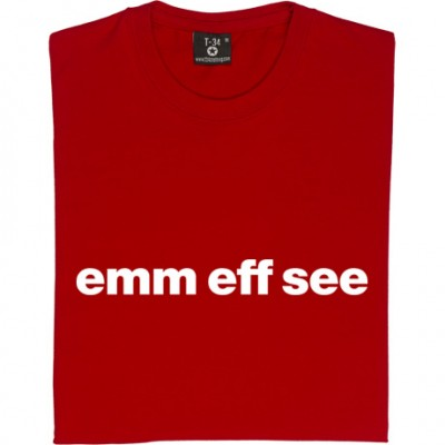 "Middlesbrough ""Emm Eff See"""