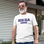 Millwall Postcode T-Shirt