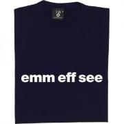"Millwall ""Emm Eff See"" T-Shirt"