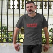 Morecambe (Christie Park) Postcode T-Shirt
