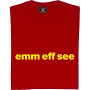 "Motherwell ""Emm Eff See"" T-Shirt"