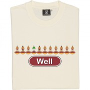 Motherwell Table Football T-Shirt