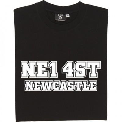 Newcastle United Postcode