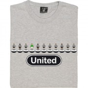 Newcastle United Table Football T-Shirt