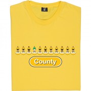 Newport County Table Football T-Shirt