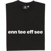 "Northampton Town ""Enn Tee Eff See"" T-Shirt"