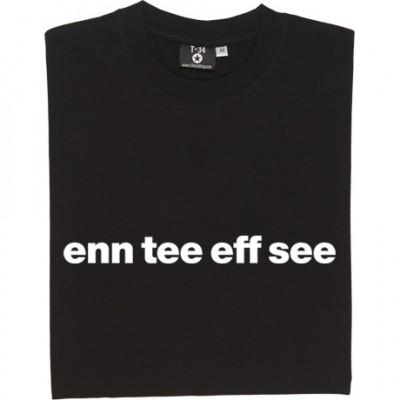 "Northampton Town ""Enn Tee Eff See"""