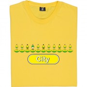 Norwich City Table Football T-Shirt