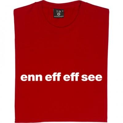 """Nottingham Forest """"Enn Eff Eff See"""""""